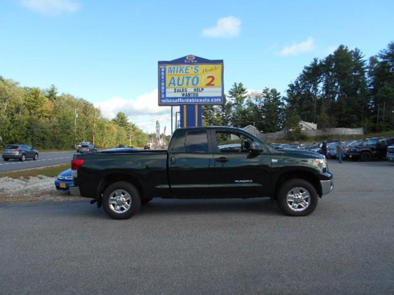 2010 Toyota Tundra Grade In Chichester Nh Mikes Affordable Auto 2