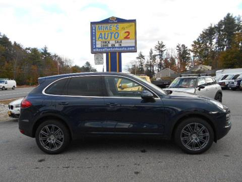 2011 Porsche Cayenne for sale in Chichester, NH