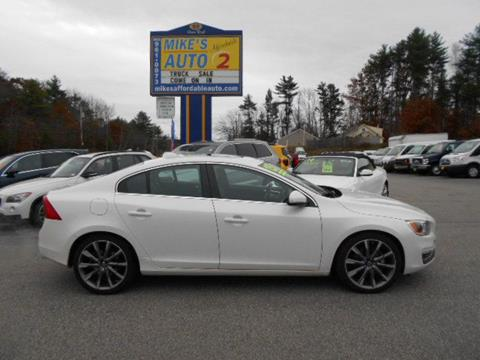 2015 Volvo S60 for sale in Chichester, NH