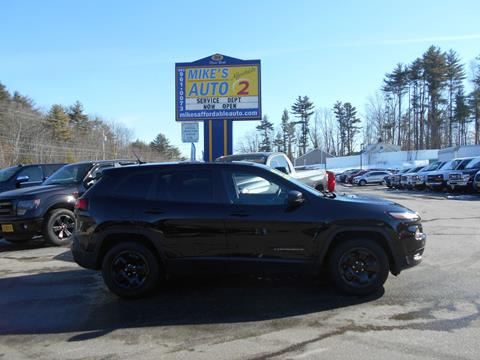 2015 Jeep Cherokee for sale in Chichester, NH