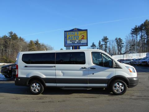 2017 Ford Transit Passenger for sale in Chichester, NH