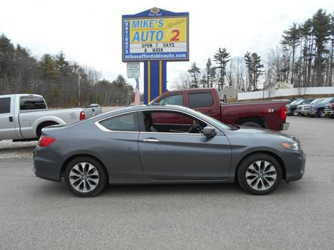 Honda Accord For Sale in Chichester, NH - Mike's Affordable