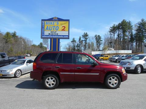 2009 GMC Envoy for sale in Chichester, NH