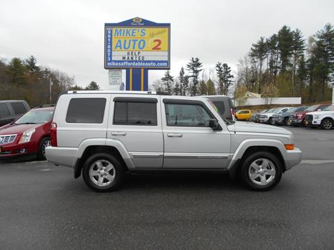 2007 Jeep Commander for sale in Chichester, NH