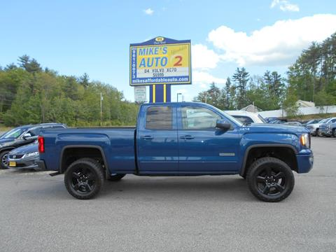 2016 GMC Sierra 1500 for sale in Chichester, NH