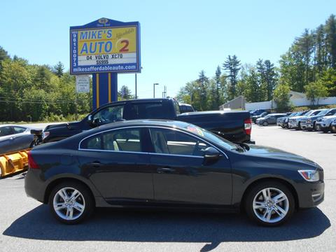 2014 Volvo S60 for sale in Chichester, NH