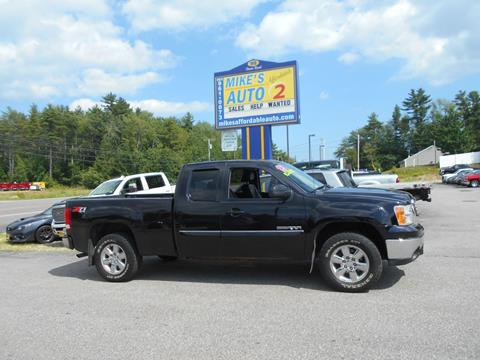 2013 GMC Sierra 1500 for sale in Chichester, NH