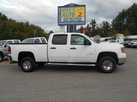 2008 GMC Sierra 2500HD for sale in Chichester, NH