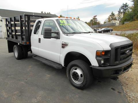 2008 Ford F-350 Super Duty for sale in Chichester, NH