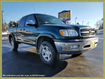 2002 Toyota Tundra for sale in Chichester, NH
