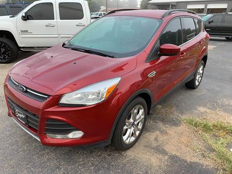 2014 Ford Escape for sale in Gladewater, TX