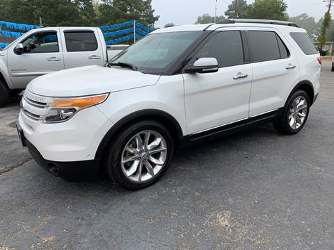 2013 Ford Explorer for sale in Gladewater, TX