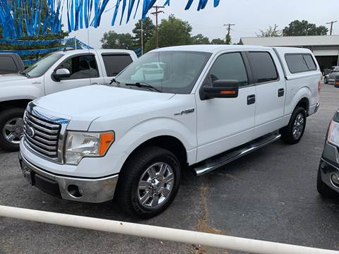 2010 Ford F-150 for sale in Gladewater, TX
