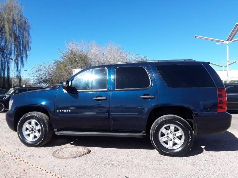 Chevrolet Tahoe X LS Dr SUV In Mesa AZ Go Auto Sales - Chevrolet dealer mesa az