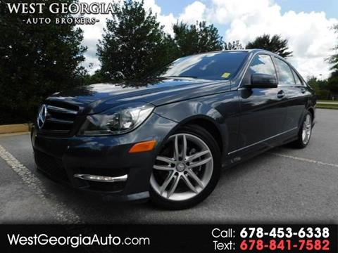 2014 Mercedes-Benz C-Class for sale in Douglasville, GA