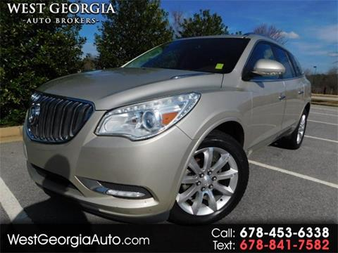 2013 Buick Enclave for sale in Douglasville, GA