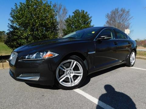 2013 Jaguar XF for sale in Douglasville, GA