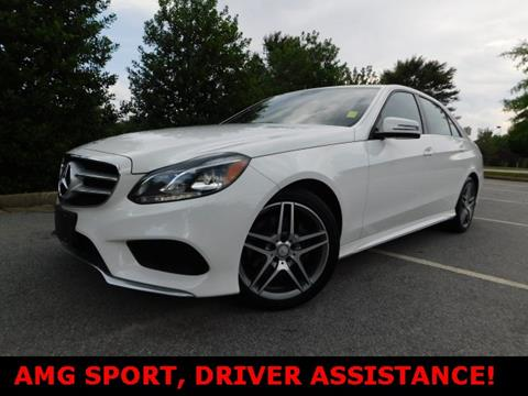 2014 Mercedes-Benz E-Class for sale in Douglasville, GA