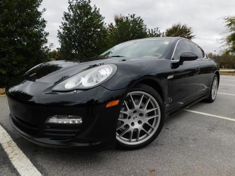 2010 Porsche Panamera for sale in Douglasville, GA