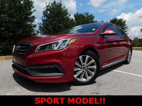 2016 Hyundai Sonata for sale in Douglasville, GA