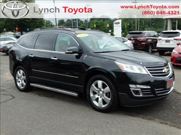 2014 Chevrolet Traverse for sale in Manchester, CT