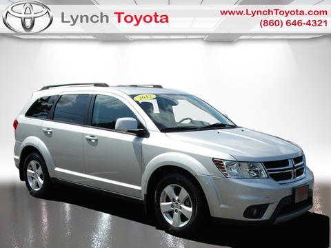 2012 Dodge Journey for sale in Manchester, CT