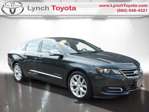 2014 Chevrolet Impala for sale in Manchester, CT