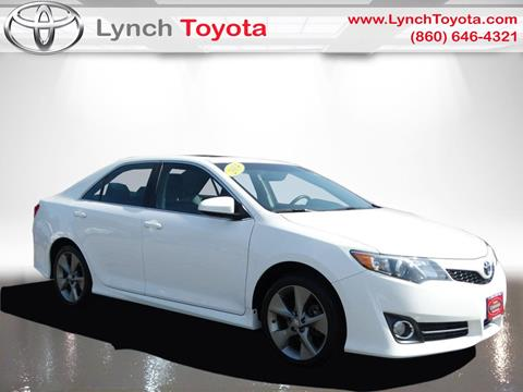 2014 Toyota Camry for sale in Manchester CT