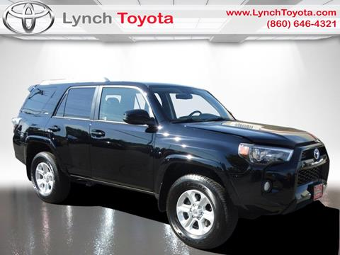 2017 Toyota 4Runner for sale in Manchester, CT