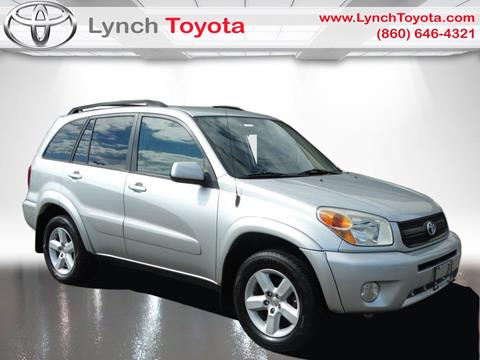 2005 Toyota RAV4 for sale in Manchester CT