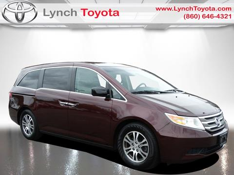 2012 Honda Odyssey for sale in Manchester CT