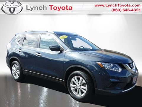 2015 Nissan Rogue for sale in Manchester, CT