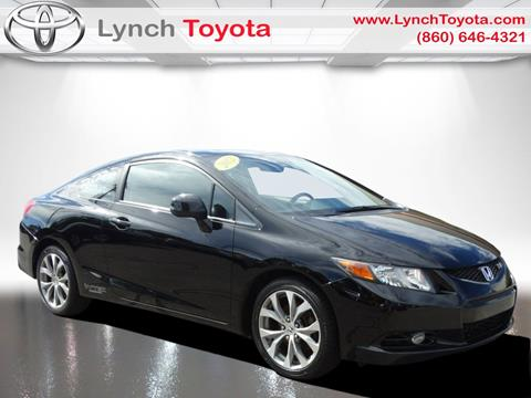 2012 Honda Civic for sale in Manchester, CT