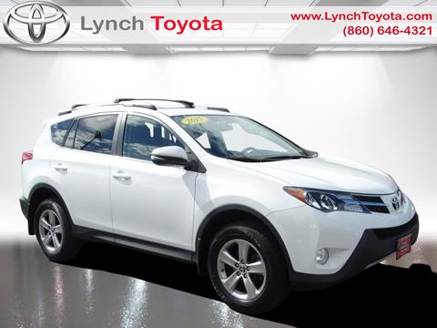 2015 Toyota RAV4 for sale in Manchester CT
