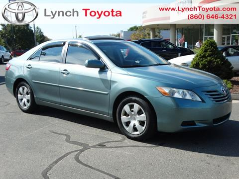 2007 Toyota Camry for sale in Manchester, CT