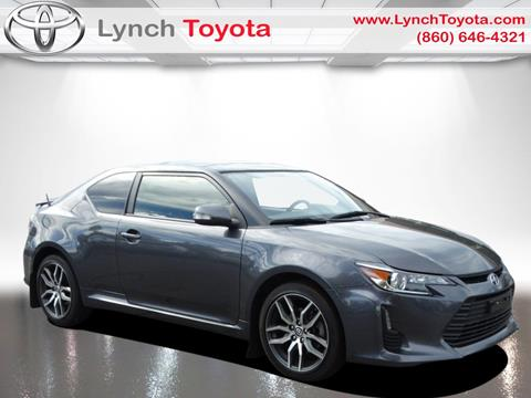 2015 Scion tC for sale in Manchester CT