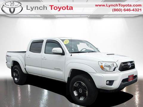 2014 Toyota Tacoma for sale in Manchester CT