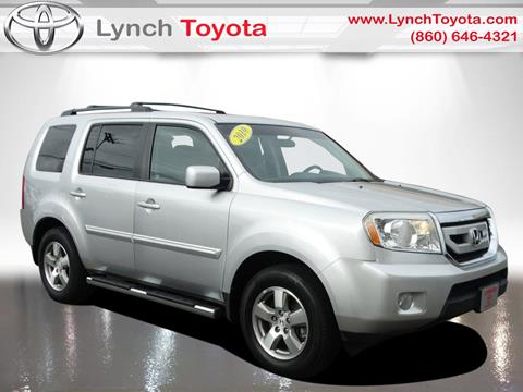 2010 Honda Pilot for sale in Manchester CT