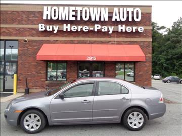 2007 Ford Fusion for sale in High Point, NC