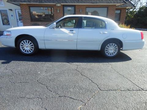 2003 Lincoln Town Car for sale in High Point NC