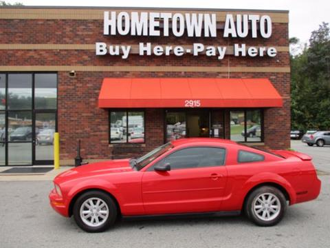 2008 Ford Mustang for sale in High Point NC