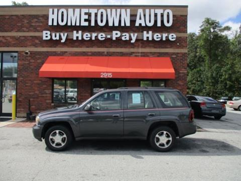 2007 Chevrolet TrailBlazer for sale in High Point, NC