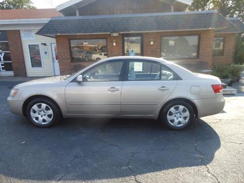 2008 Hyundai Sonata for sale in High Point NC