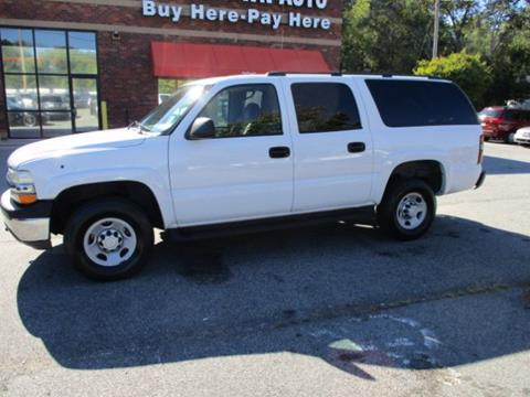 2006 Chevrolet Suburban for sale in High Point NC
