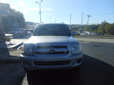 2007 Toyota Sequoia for sale in High Point NC