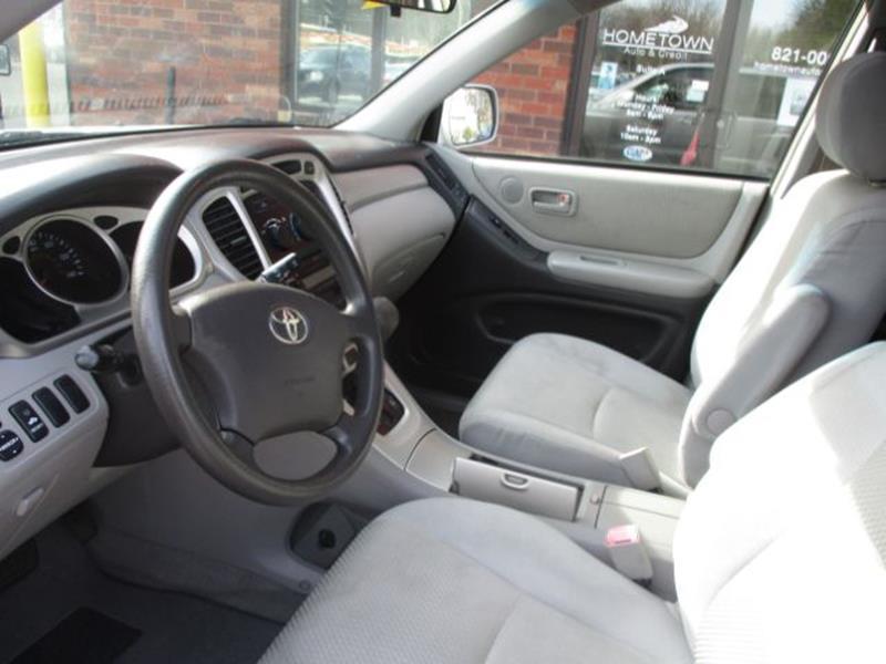 Toyota Highlander 2007 V6 4WD