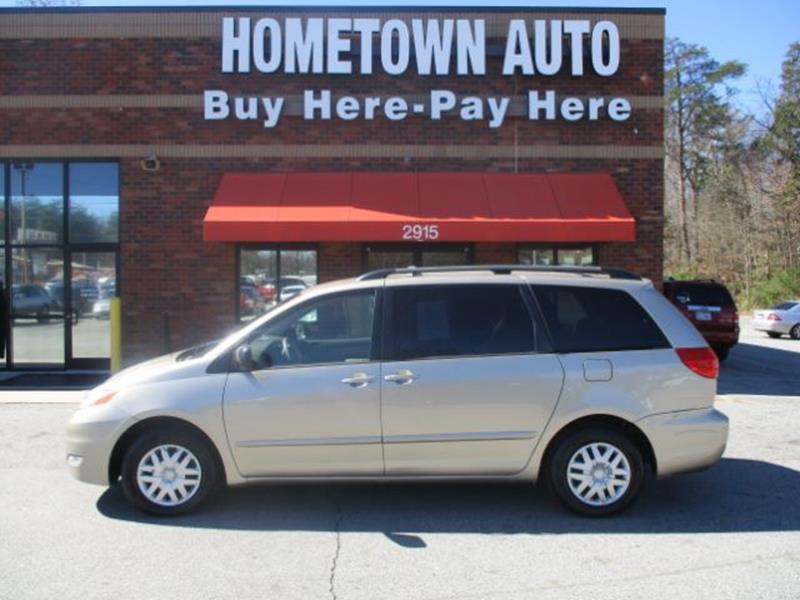 Toyota Sienna 2008 LE FWD 8-Passenger Seating