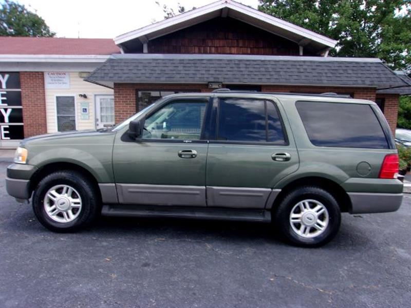 Ford Expedition 2003 XLT 4WD 4dr SUV