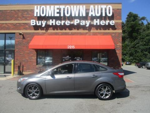 Buy Here Pay Here High Point Nc >> 2013 Ford Focus For Sale In High Point Nc