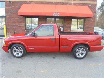 2001 Chevrolet S-10 for sale in High Point, NC